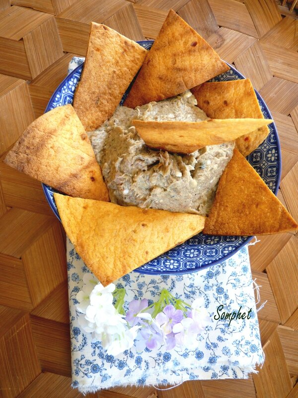 Tartinades sardines et Roquefort (2)
