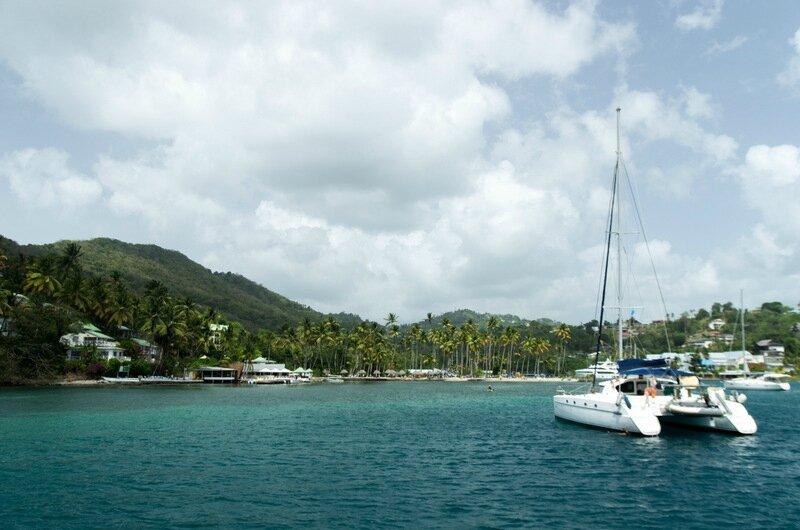 Catamaran Grenadines partie 1-23