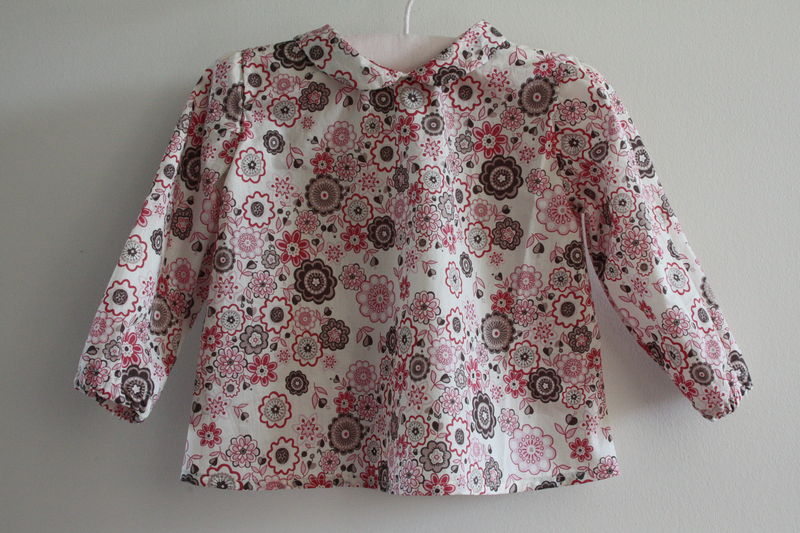 Blouse bb en liberty