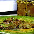 tatin de fenouil et citron confit 1