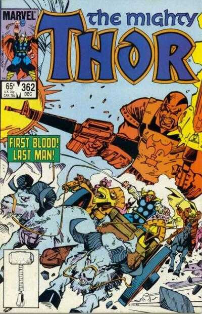mighty thor 1966 362