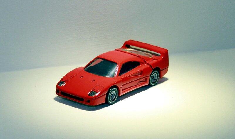 Ferrari F40 (Siku) 01