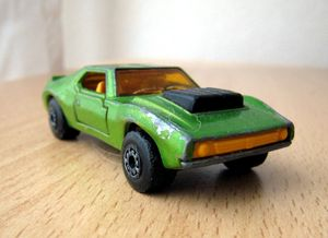 Amx javelin 01 -Matchbox- (1972)