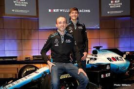 rokit williams robert kubica
