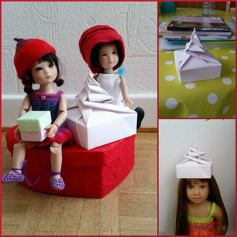 Origami boîtes 6