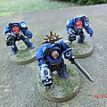 Space marines ultramarines terminators warhammer 40000