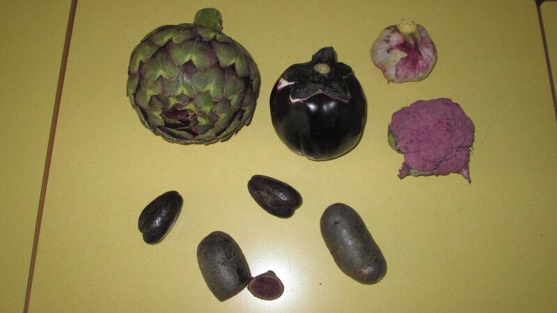 Semaine violet