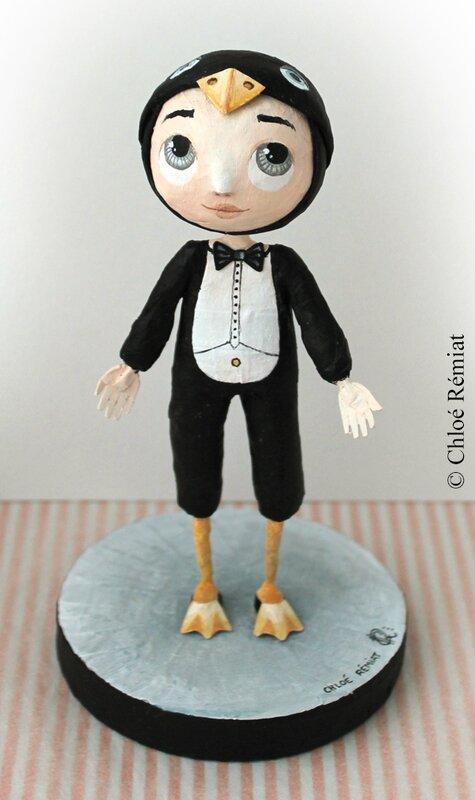 Mister pingouin etsy 1