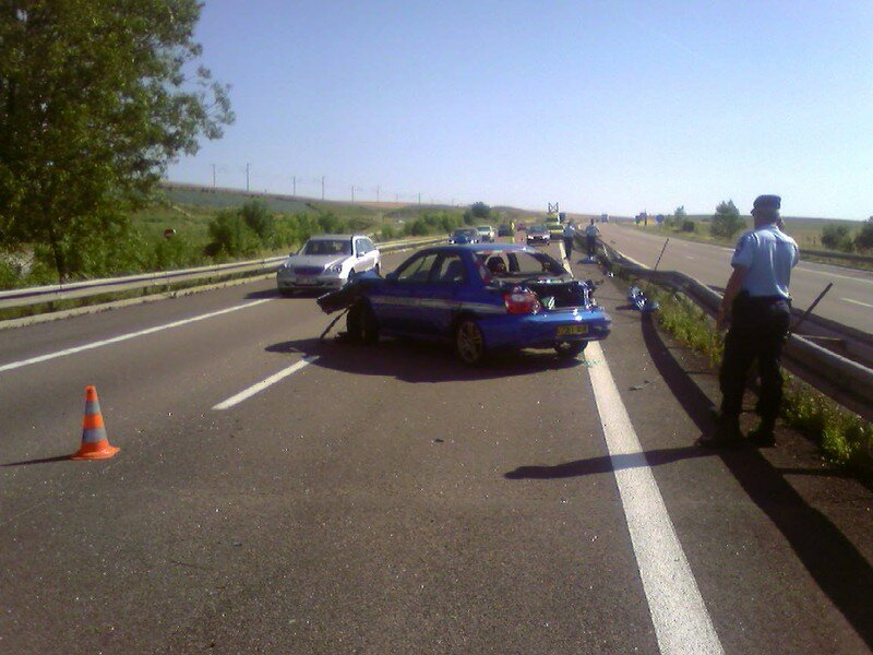 accident gendarmerie