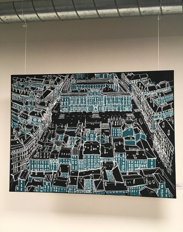 exposition-emilie-ettori-tableau-lyon-ma-rue-bric-a-brac