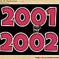 .CLASSE en : 2001 / 2002