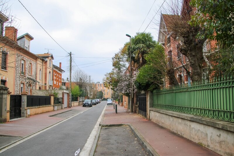 Rue des Martyrs de la Libération