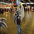 Un cosplay inquiétant