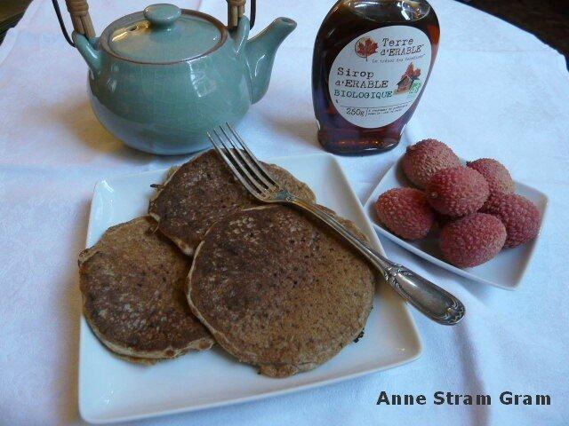 Pancakes sarrasin 2