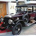 DAIMLER type TS 6.30 1922 Bruxelles Autoworld (1)