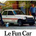 le car fun car