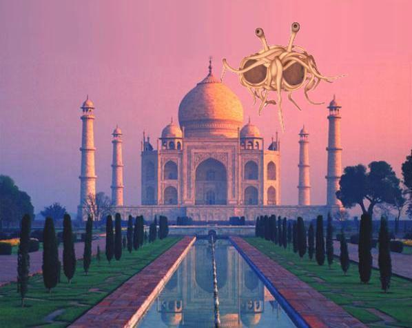 FSM Taj Mahal India
