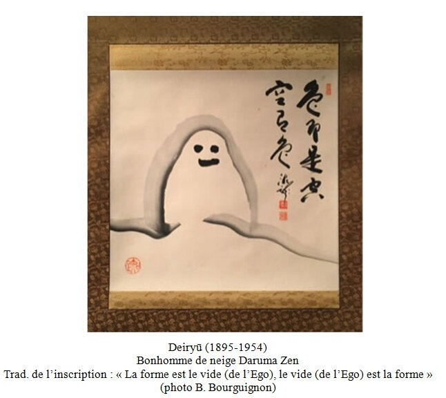 Daruma zen