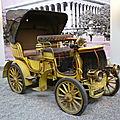 DE DIETRICH la voiture du tsar 1898 Mulhouse (1)