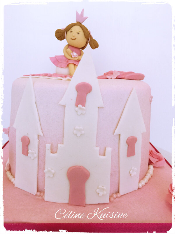 gateau princesse 2