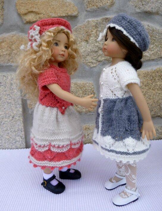 Tiffany et Victoria : deux bonnes amies