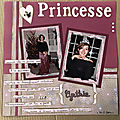 Princesse - 2 pages