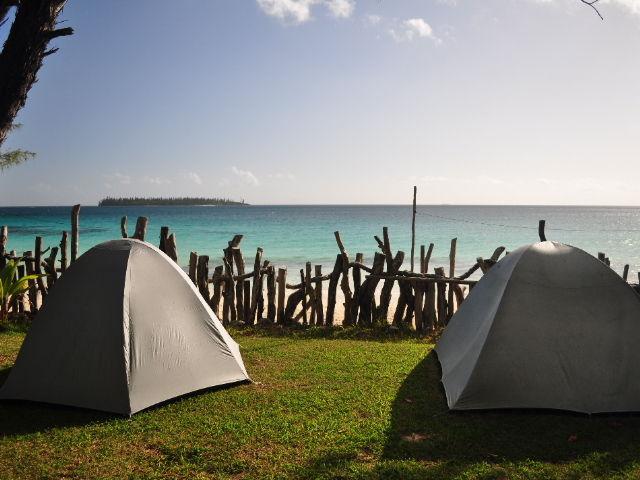Le camping des Flots Bleus