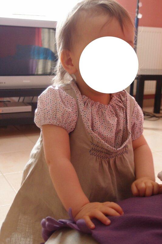 robe et blouse K