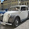 Mercedes 130h w23 berline découvrable 1934