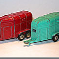 Corgi juniors rice horse box trailer (2) ...