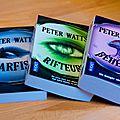 Trilogie : starfish, rifteurs et béhémoth de peter watts