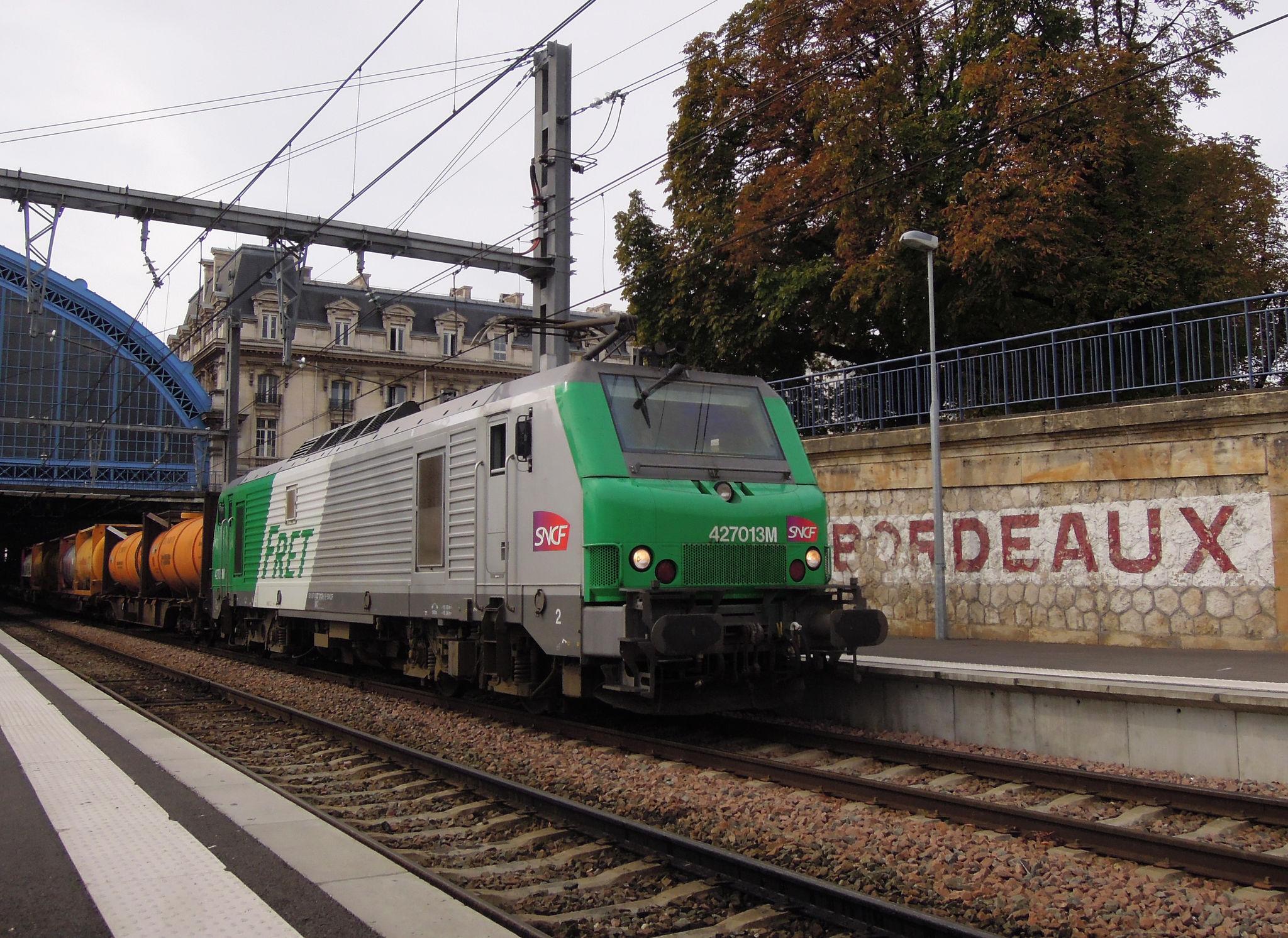 BB 27013 à ...Bordeaux!