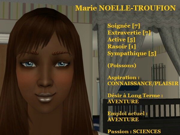 Marie NOELLE-TROUFION