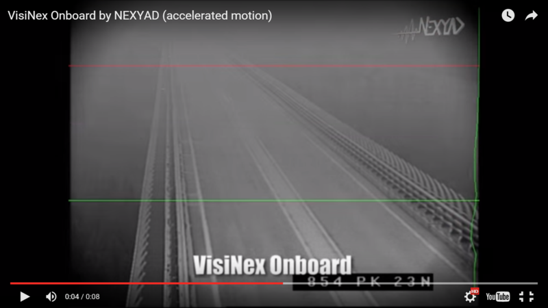 VisiNex onboard in a smart camera for highway monitoring
