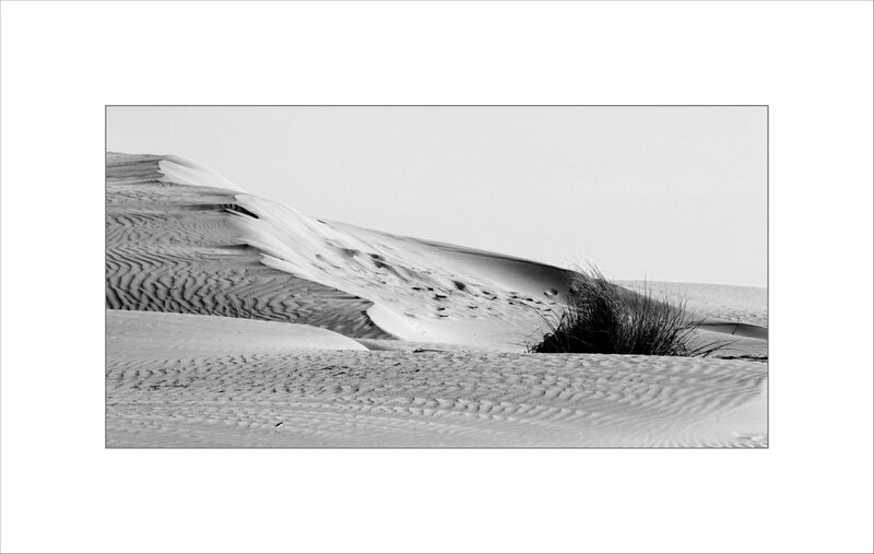 plage sable traces nb 3 020715