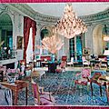 Chateau du Lude - grand salon