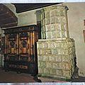 Haut Koenigsbourg - chateau - pièce du 1er étage
