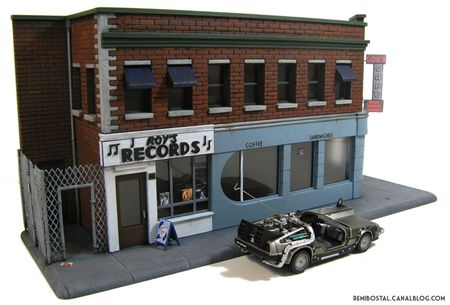 Lou's cafe roy's records back to the future bttf scenery heroclix remi bostal (3)