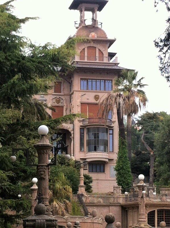 Villa grock imperia italia 90