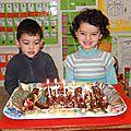 Ateliers cuisine en maternelle