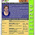 Gazette n°8