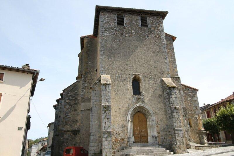 Eglise d'Aspet
