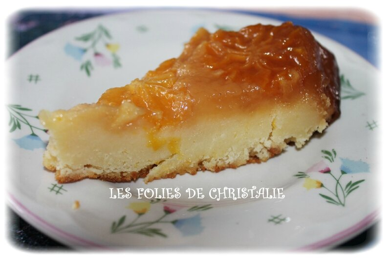 Gâteau orange 11