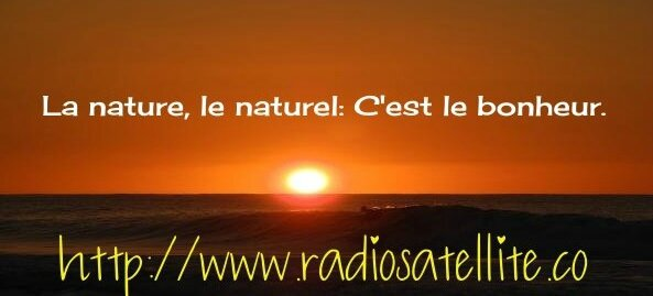 La Nature le naturel
