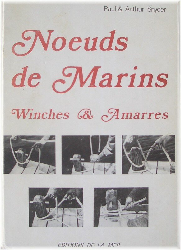 Noeuds marins , Livre très utile même aux Riders...