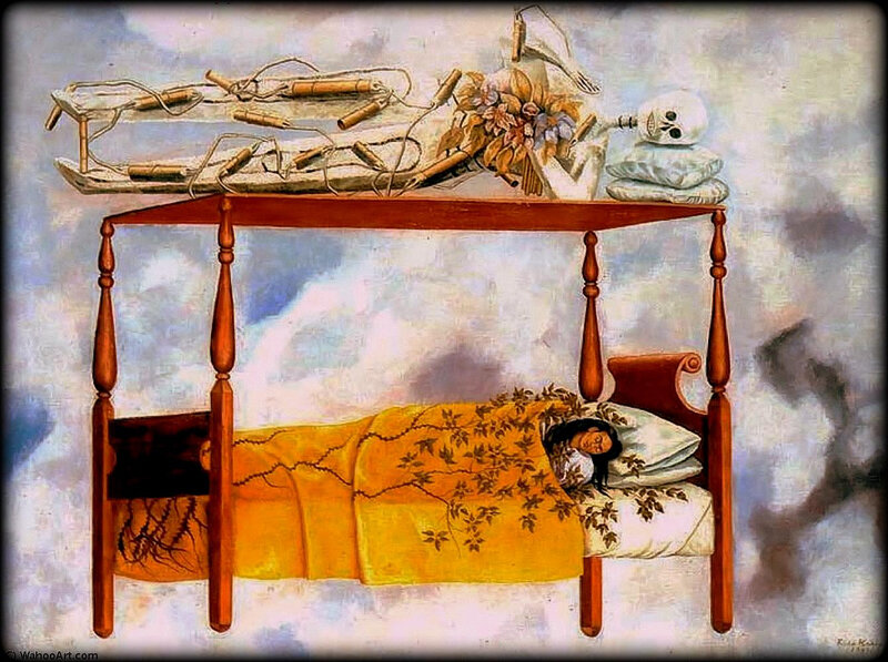 Frida_Kahlo-The_Dream