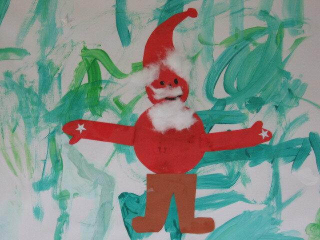 309-Noël et Nouvel an-Calendrier de l'avent géant (41)