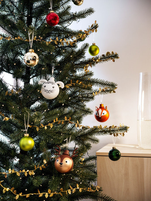 ikea_vinter_2021_forest_ornaments