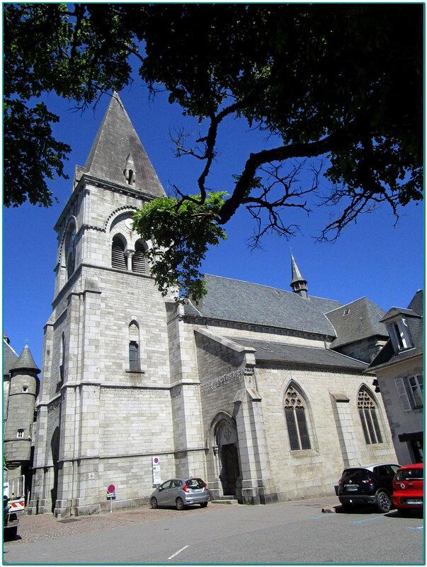 Ussel église St Martin_1