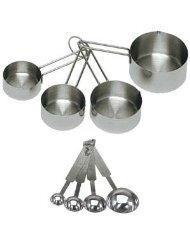 Instruments de mesure pour la cuisine